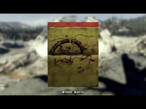 Carte Au Tresor Vallee Toxique.Fallout 76 Carte Au Tresor De La Vallee Toxique N 4