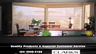 Window Furnishings Pakenham VIC  Clarks Blinds & Screens