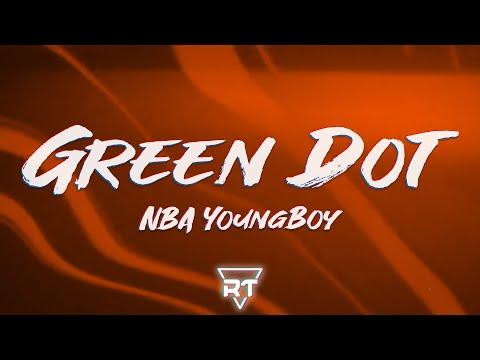 Nba Youngboy – Green Dot (Lyrics)   RapTunes