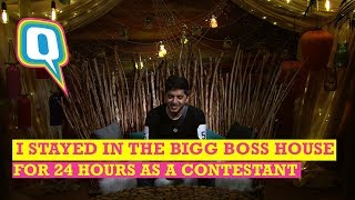 I Spent 24 hrs As a Bigg Boss 12 Contestant | Quint Neon