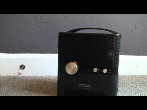 TDK A360 Bass Test
