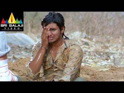 Happy Days Movie College Raaging Scene Nikhil, Varun Sandesh | Varun Sandesh | Sri Balaji Video