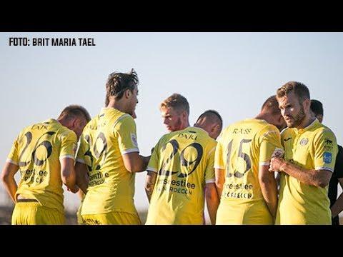 33. voor 2018: FC Kuressaare - JK Tallinna Kalev 3:3 (1:2)