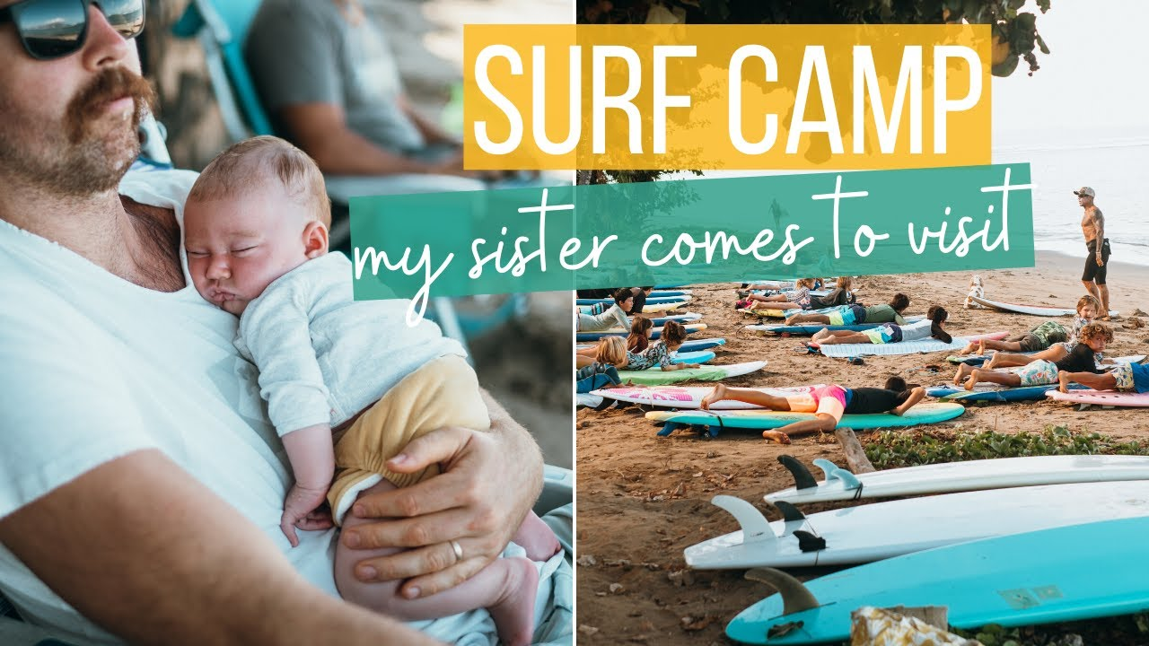 A Day in our Hawai'i Family Life // newborn days