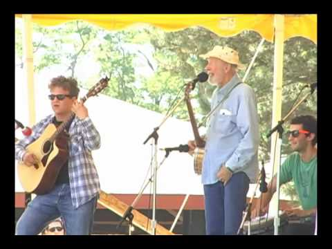 Pete Seeger -- Clearwater Festival