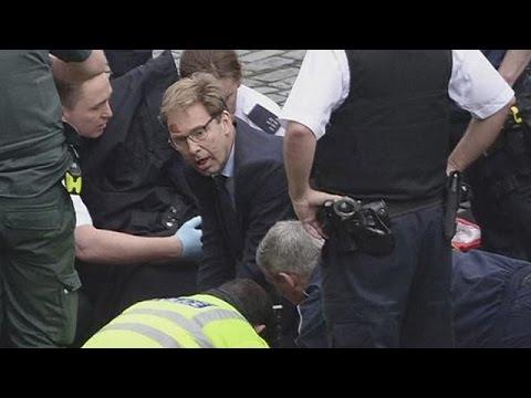Londres : Tobias Ellwood salué comme un héros