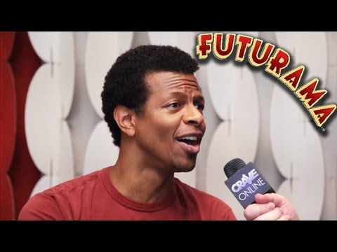 FUTURAMA - Series Finale Interviews (Comedy Central/Nerdist/YouTube Event)