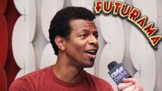 FUTURAMA - Series Finale Interviews (Comedy Central/Nerdist/YouTube Event)