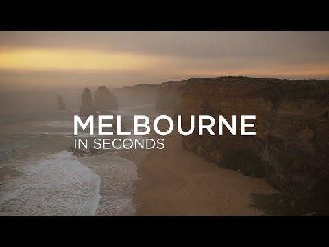 Melbourne In Seconds