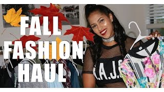 FALL FASHION HAUL 2016 | CLOTHING HAUL | WEARALL.COM | CHINACANDYCOUTURE