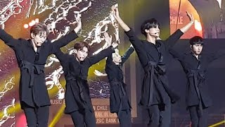 Video VIXX (빅스) - Chained Up (사슬) @ Music Bank in Chile 2018 download MP3, 3GP, MP4, WEBM, AVI, FLV April 2018