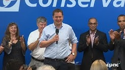 Andrew Scheer campaigns in Etobicoke, Ont.