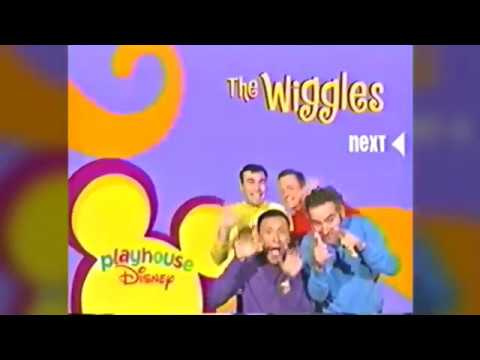 Playhouse Disney; The Wiggles Coming Next Promo 2003