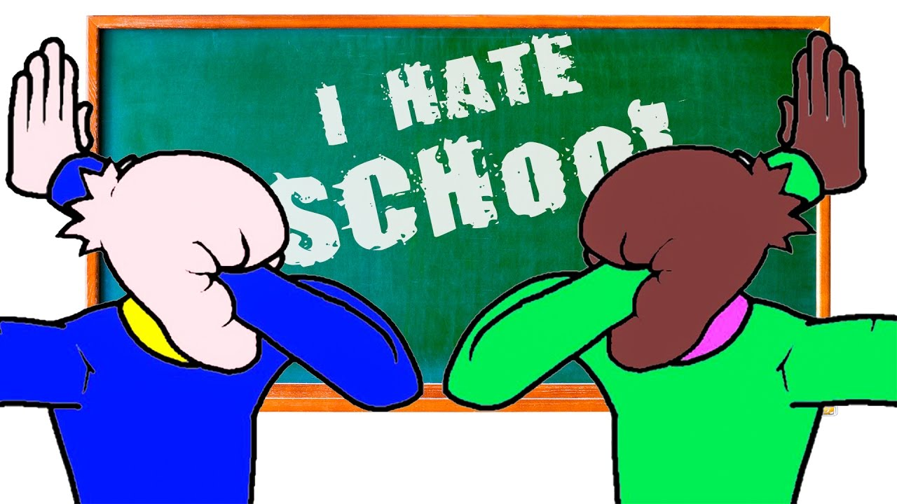 Things I Hate To Do: 10 Things Kids HATE About School