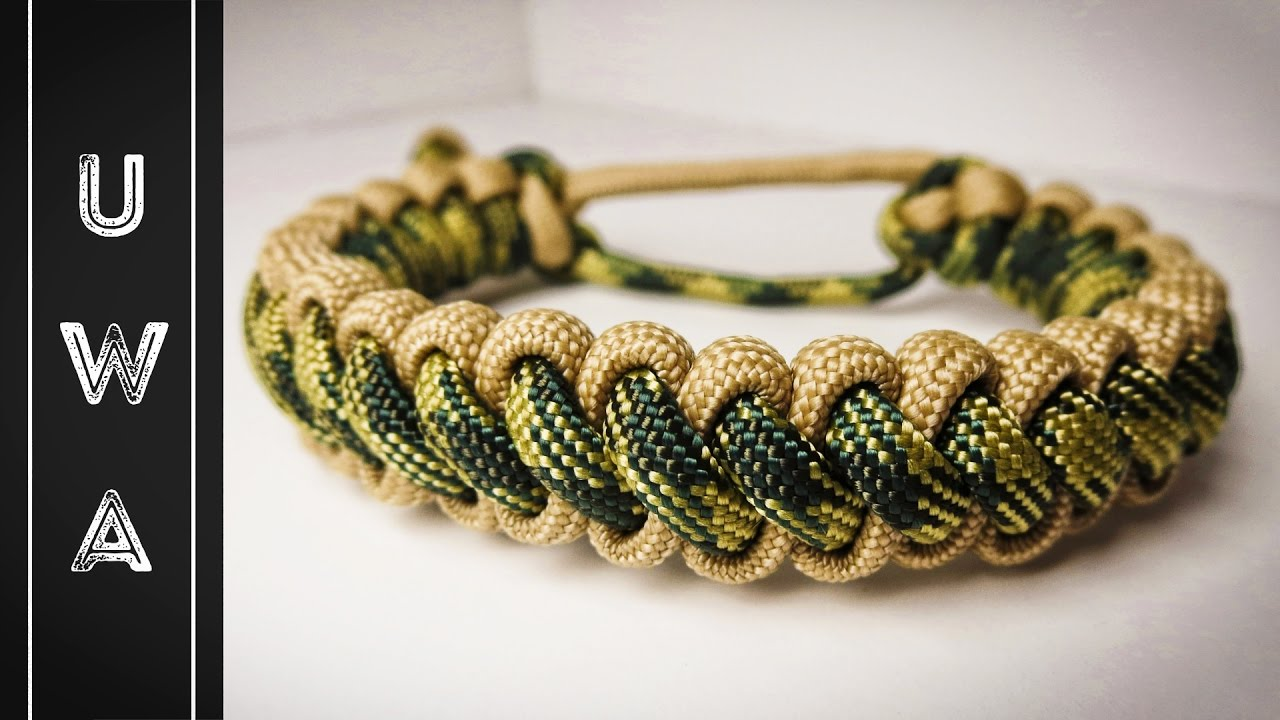 How To Make A Bootlace Paracord Survival Bracelet Mad Max