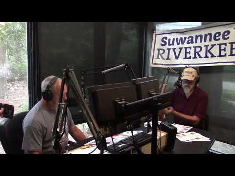 WWALS Boomerang paddle race 2020-10-24: Suwannee Riverkeeper on Steve Nichols radio