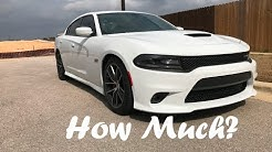 How much did I pay for my 2017 Dodge Charger ScatPack? + Insurance cost.