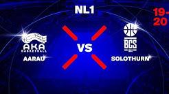 NL1M - Day 9: AARAU vs. SOLOTHURN