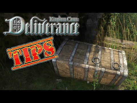 Kingdome Come: Deliverance | TIPS | ANCIENT MAP V