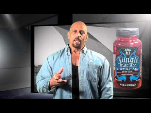 Jungle Warfare® Extreme - Increased Lean Mass Body repartitioning with Decreased Body Fat