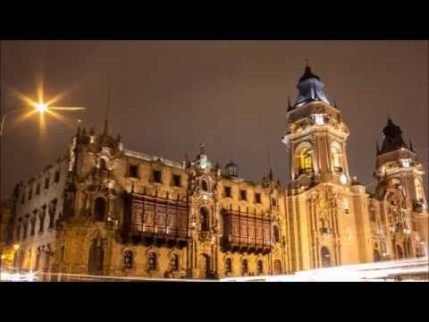 Lima vs Santiago vs La paz vs Quito FULL-HD ( 2016 ᴴᴰ)