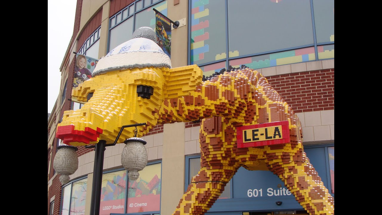 Bring the family and step inside the LEGOLAND® Discovery Center Chicago and you will think you have just jumped into the world's biggest box of LEGOS®. The 30, square foot indoor attraction, located in Schaumburg's Streets of Woodfield, is geard to families with children age 2 to 12 years old.