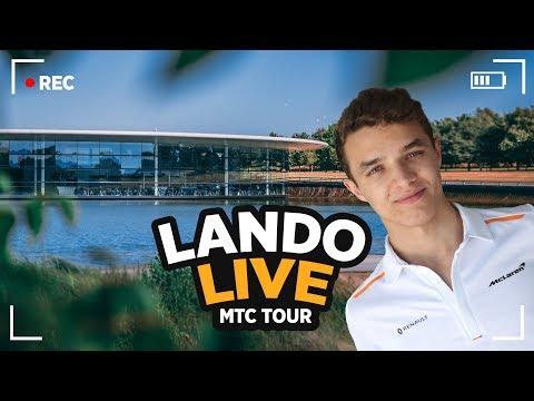 Lando's YouTube Takeover
