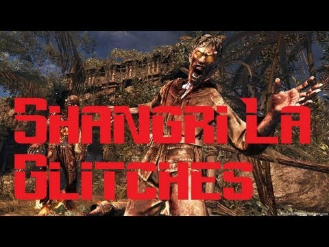 Black ops zombies - New moon glitch unpatched 2012