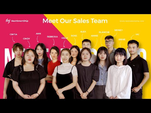 NextSmartShip   The Most Interesting Sales Team  Team As Family   Q&A