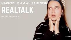 Niemand spricht darüber! | AU PAIR REALTALK | ALENA SCHIK