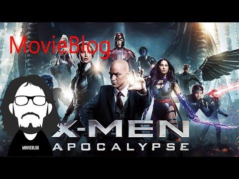 MovieBlog- 465: Recensione X-Men: Apocalypse (SENZA SPOILER)