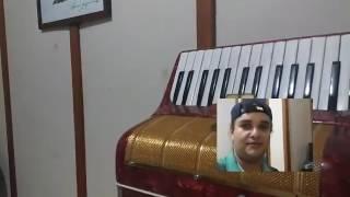 Harmonia da música Sanfona Sentida.( Dominguinhos e Anastácia)