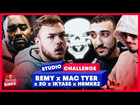 Youtube: UNTOUCHABLE à 4 sur de la DRILL bien SOMBRE – Red Bull Studio Challenge #23