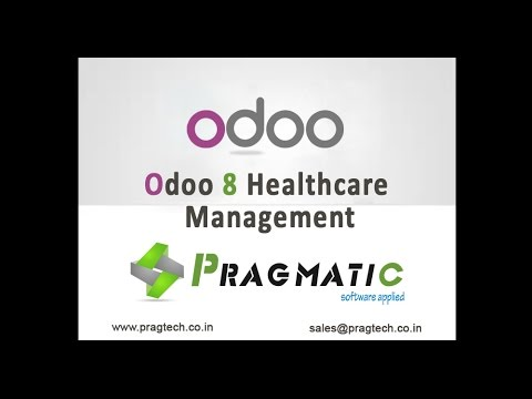 Odoo OpenERP 8 Healthcare Management