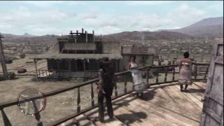Mo Van Barr (How to Find) - Deadly Assassins Outfit - Red Dead Redemption [HD]