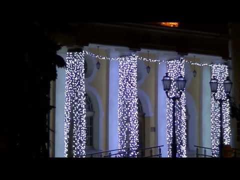 KWIDZYN 2013 - BOŻE NARODZENIE dekoracje; część pierwsza movie