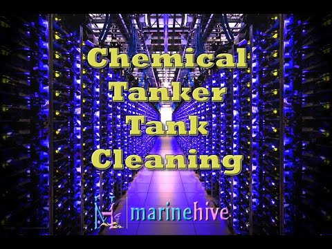 Chemical Tanker Tank Cleaning