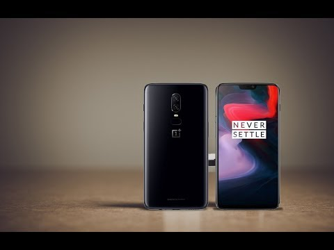 OnePlus 6 New Smartphone Specifications - 2018