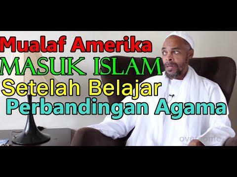 KEITH WASHINGTON, MUALAF AMERIKA INI MASUK ISLAM PADAHAL DULUNYA SUKA BERPESTA & BERKENCAN Mp3