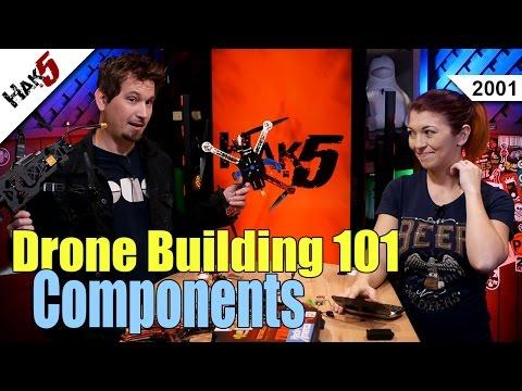 Components - Drone Building 101 - Hak5 2001