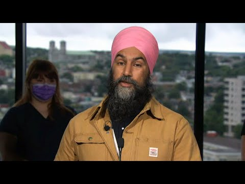 NDP's Singh pledges federal dental care program if elected
