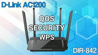 D-Link DIR-842 Wireless Router - Quick Review