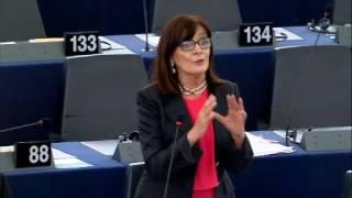Intervento in aula di Patrizia Toia sull'adesione dell'UE alla Convenzione di Istanbul