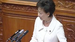 松あきら副代表 代表質問 3/3 1月20日(水)