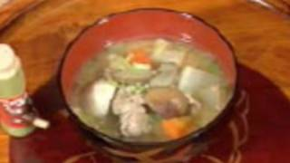 How To Make Tonjiru (japanese Pork And Vegetable Miso Soup Recipe) 豚汁 作り方レシピ