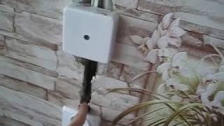 ремонт электропроводки часть1