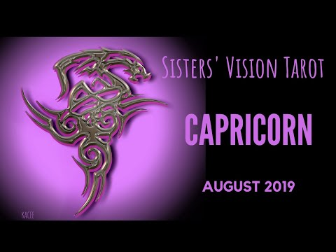 CAPRICORN SEPTEMBER 2019 * SUCCESS AND WISHES COMING TO YOU