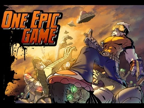 One Epic Game - iPhone - HD Gameplay Trailer