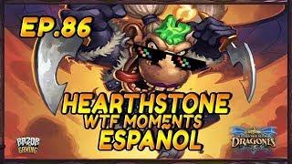 MEJORES MOMENTOS HEARTHSTONE ESPAÑOL 86
