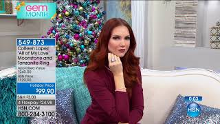 HSN | Colleen Lopez Gemstone Jewelry 10.11.2017 - 02 PM